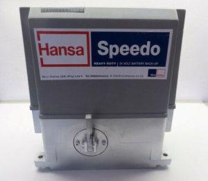 Hansa Speedo Gate Motor